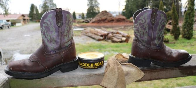 How to Clean Justin Gypsy Boots