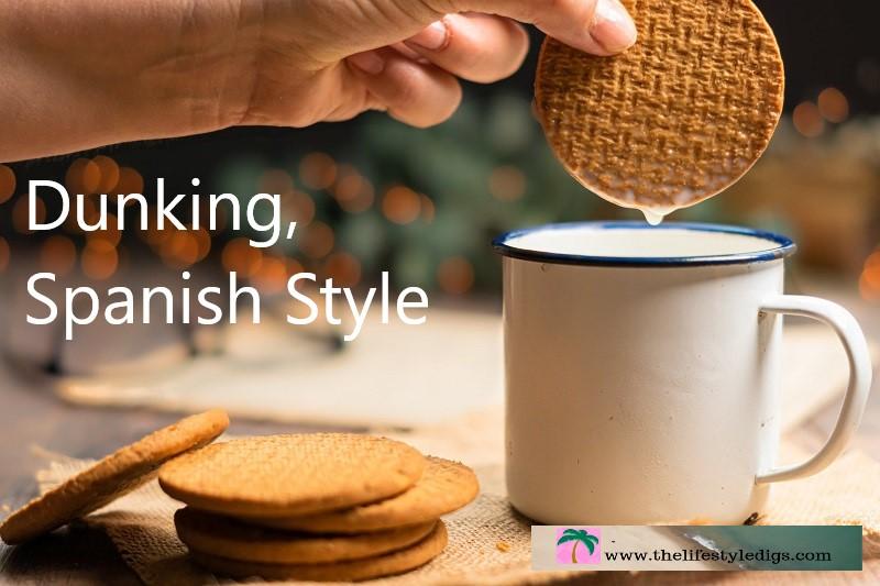 Dunking, Spanish Style