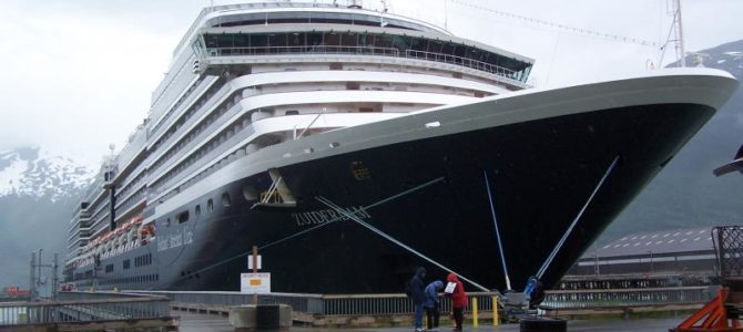 What to Expect on the First Night aboard Holland America Zuiderdam to Alaska