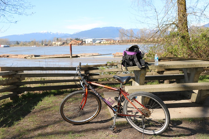 6 Easy Ways to Get Outside - ride a bike