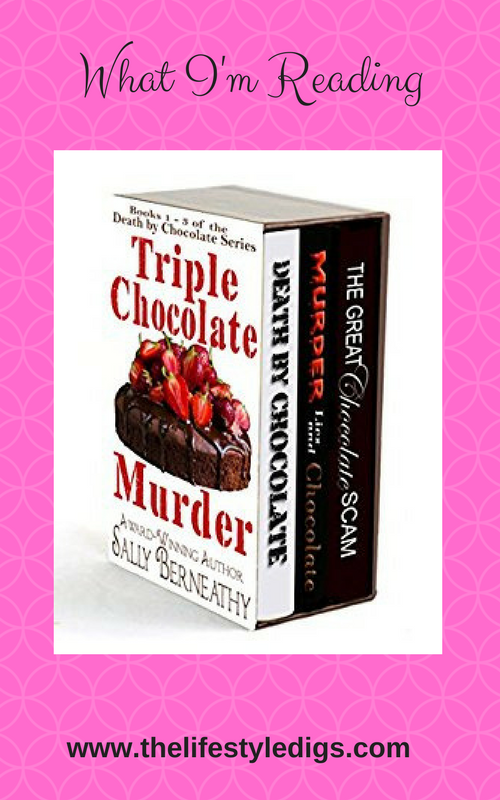 What I'm Reading: Triple Chocolate Murder