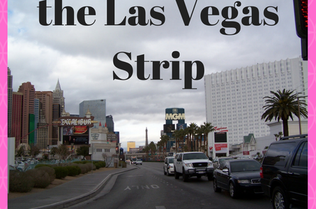 Virtual Geocaching on the Las Vegas Strip
