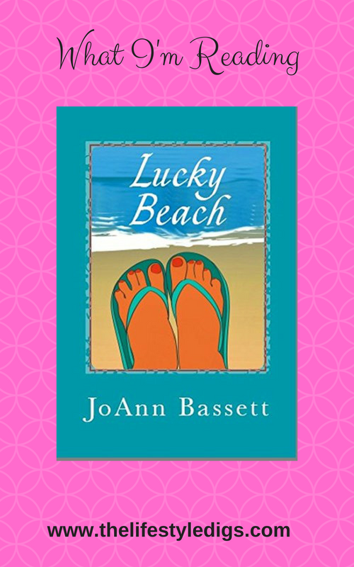 What I'm Reading Lucky Beach