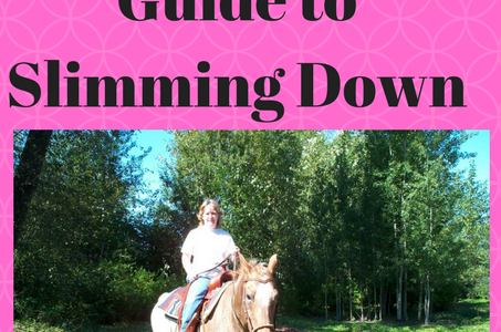 The Horsewoman's Guide to Slimming Down