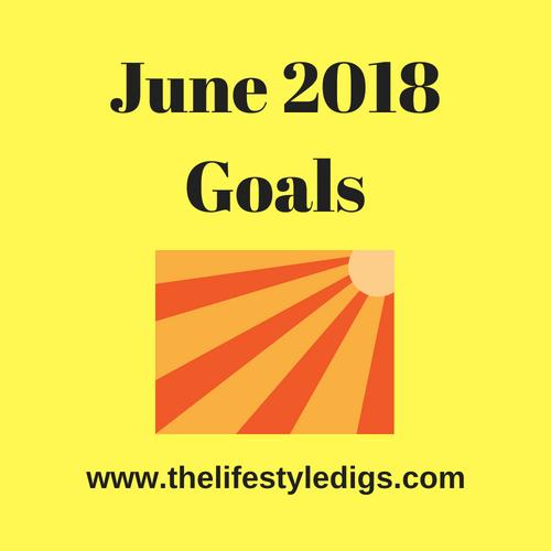 June 2018 Goals
