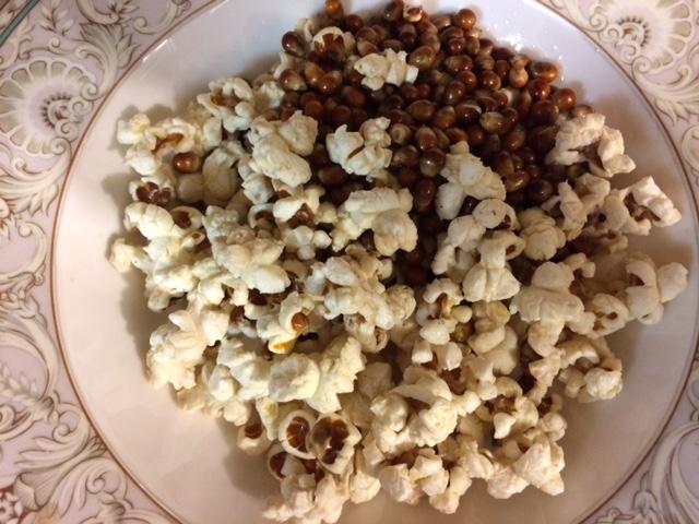 Instant Pot popcorn fail