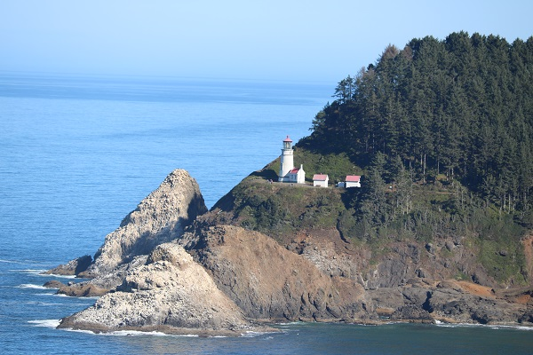 Highway 101 from Lincoln City to Coos Bay, Oregon