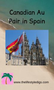 Canadian Au Pair in Spain