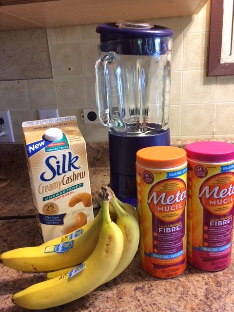 Quick and Easy Metamucil Smoothie(