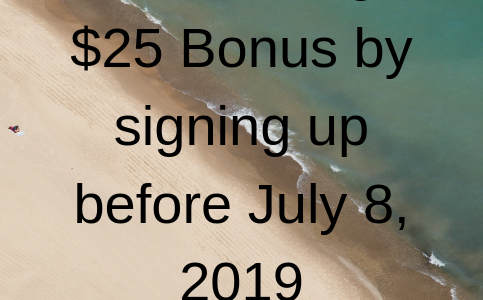 New EQ Bank Customers get $25 Bonus by signing up before July 8, 2019