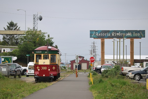 Spending the Night in Historic Astoria, Oregon
