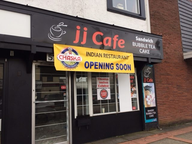 JJ Cafe in Cloverdale