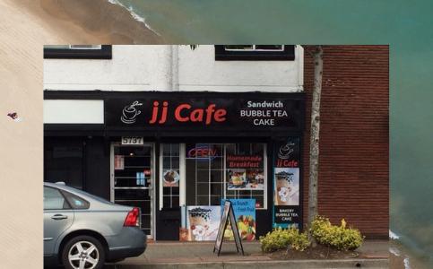 JJ Cafe in Cloverdale