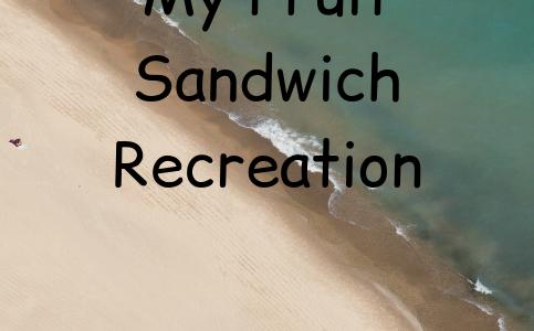 My Fruit Sandwich Recreation
