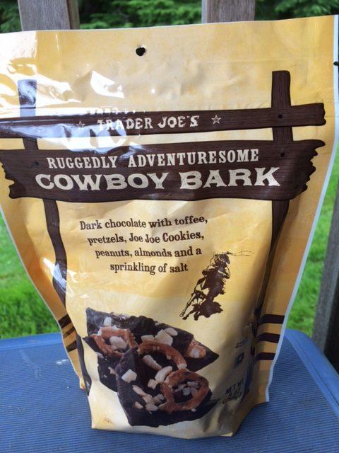 Trader Joe Cowboy Bark