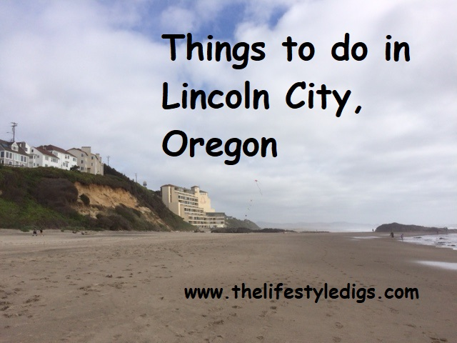 Things to do in Lincoln City, Oregon