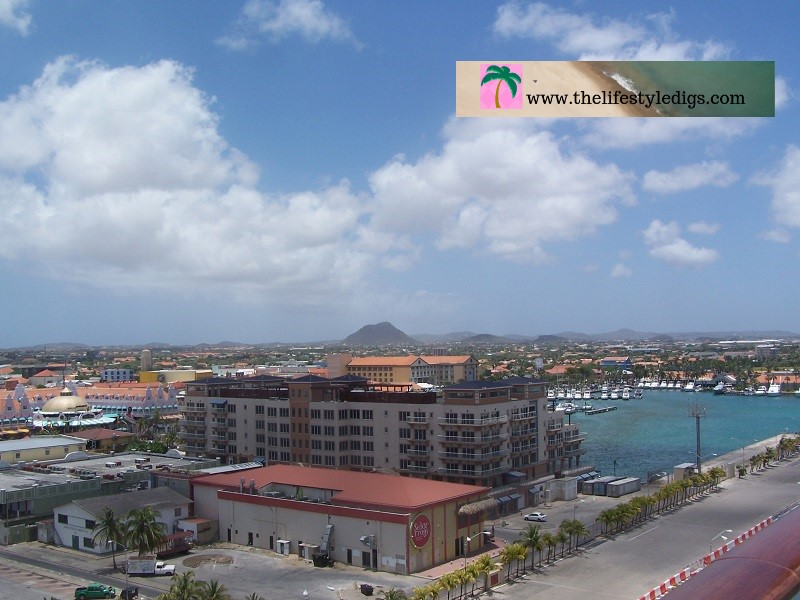 Island Princess Port of Call: Oranjestad, Aruba