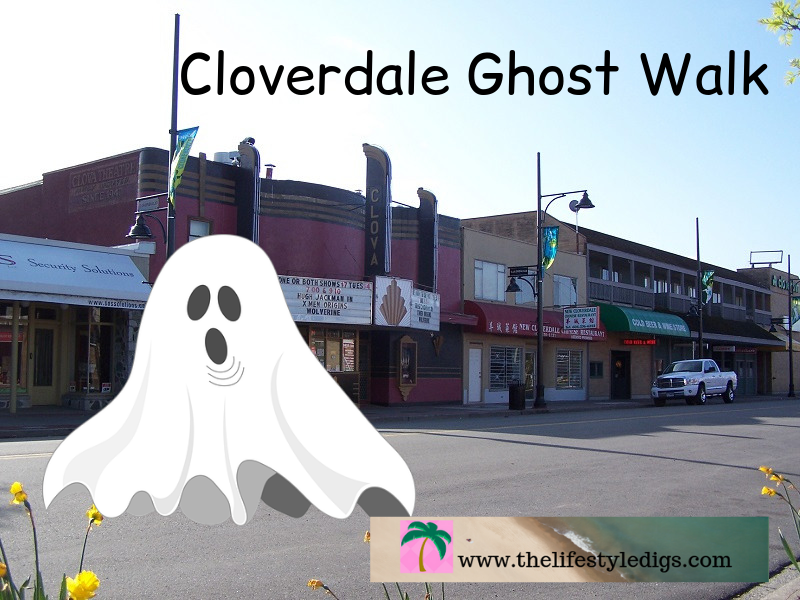 Cloverdale Ghost Walk