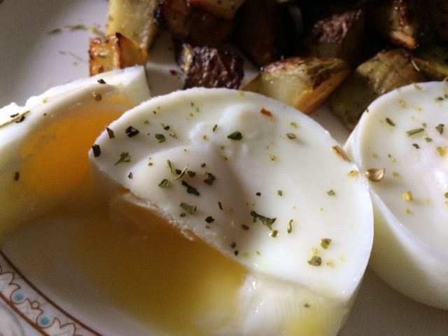 How to make poached eggs in the Instant Pot