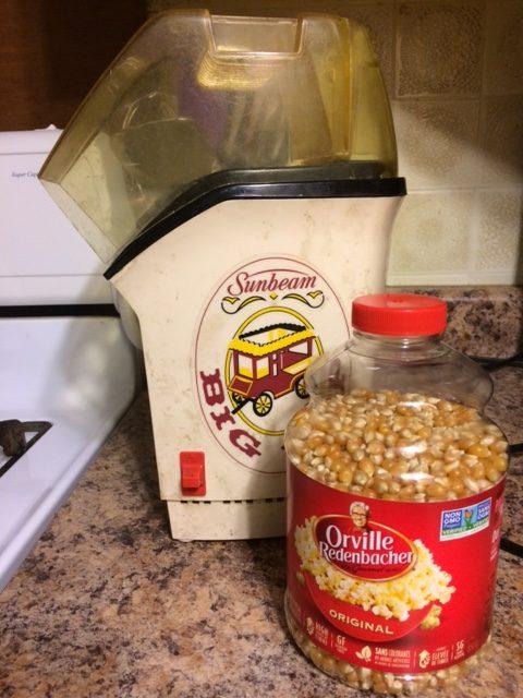 Fun with Popcorn