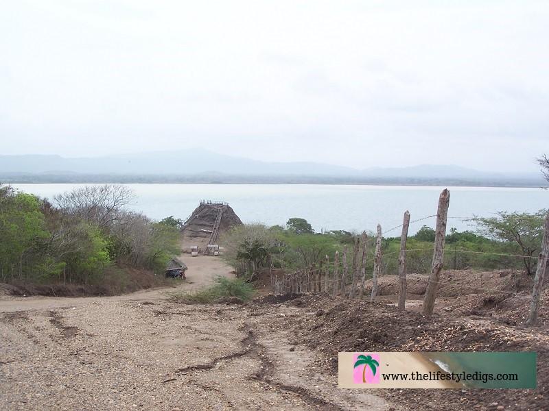Totumo Mud Volcano near Cartagena, Colombia