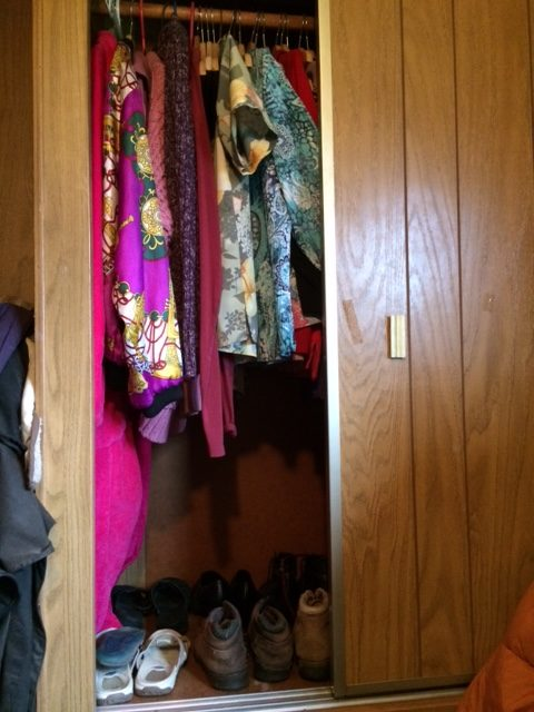 If it Doesn't Fit, get out of my Closet!