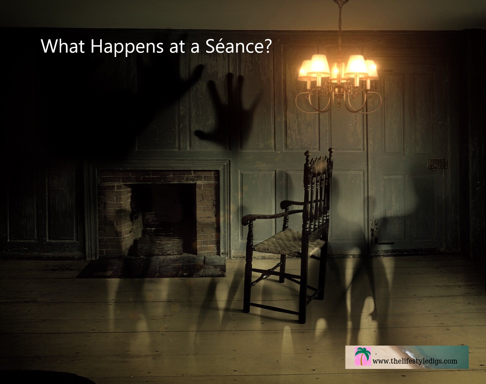 What Happens at a Séance?