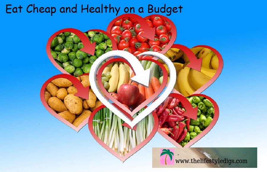 Eat Cheap and Healthy on a Budget