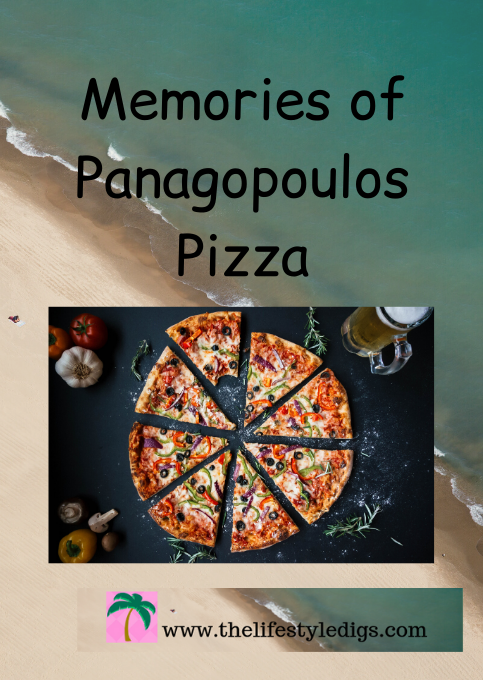 Memories of Panagopoulos Pizza