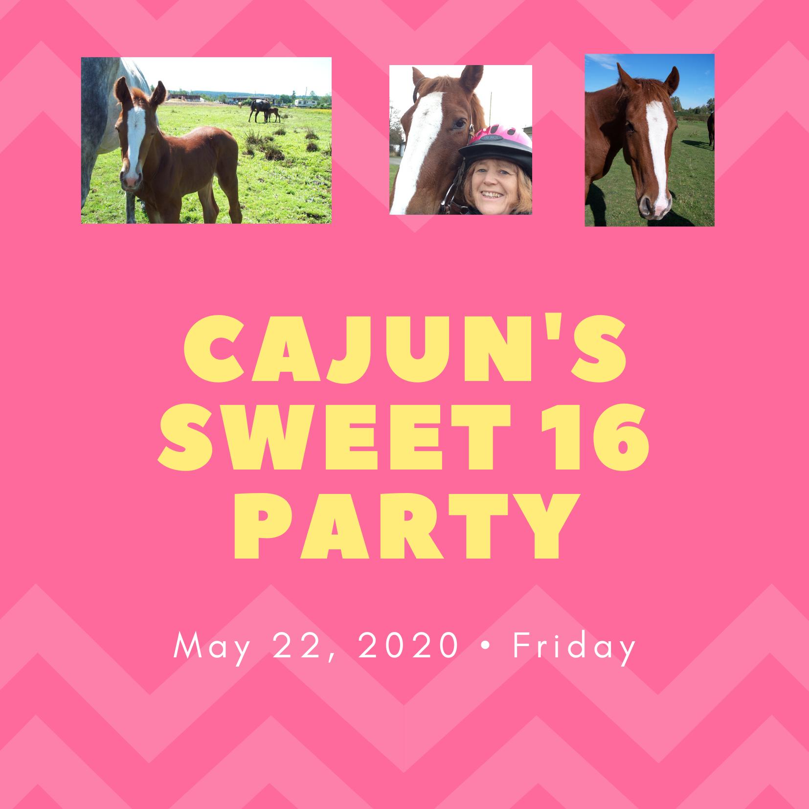 Cajun is Sweet 16!