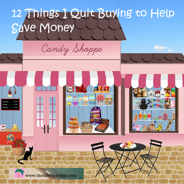 12 Things I Quit Buying to Help Save Money