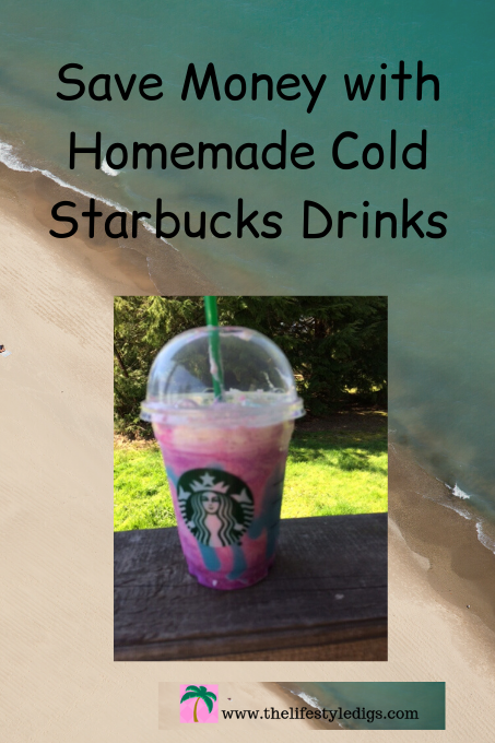 Save Money with Homemade Cold Starbucks Drinks
