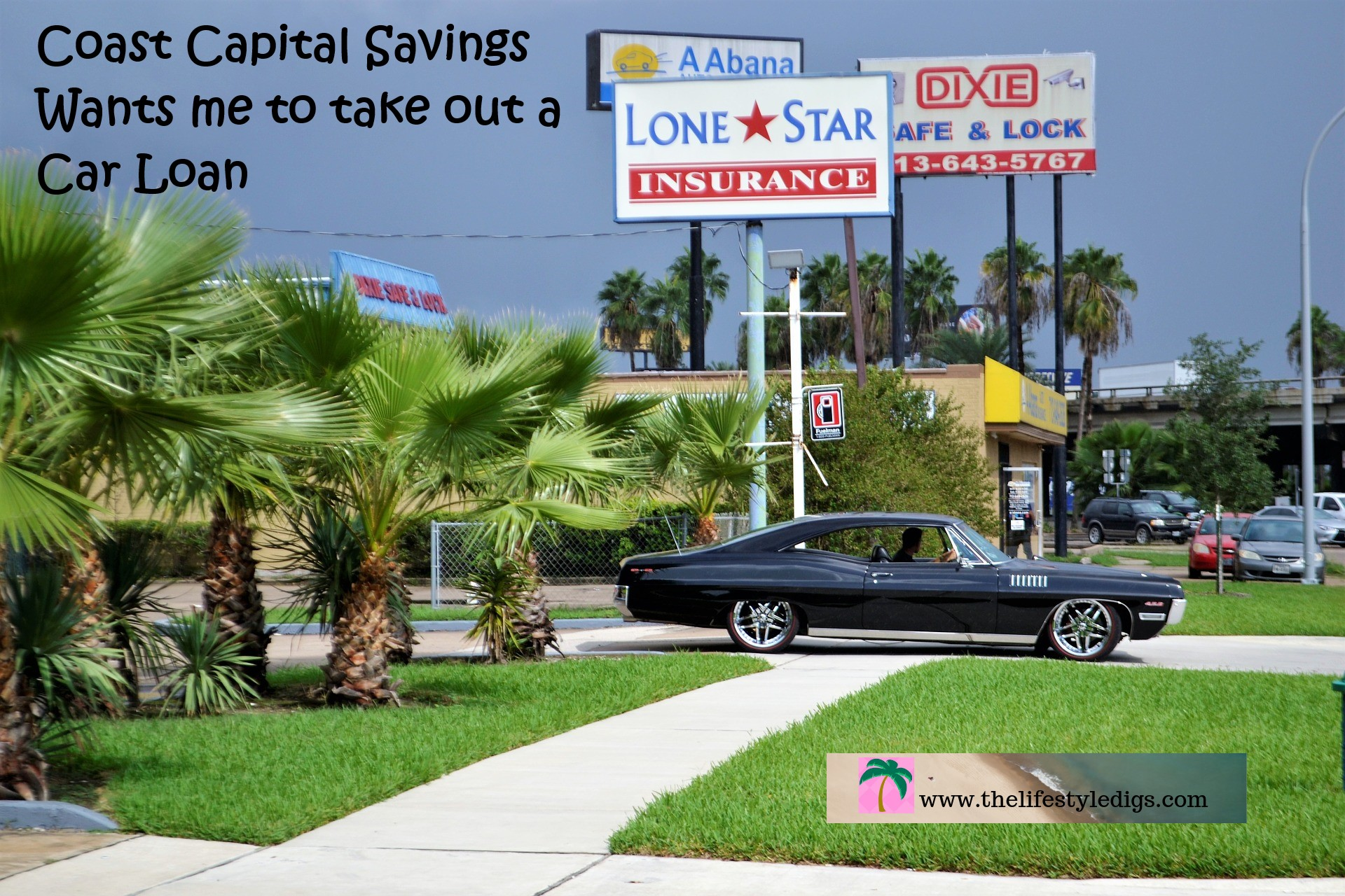 Coast Capital Savings Wants me to take out a Car Loan