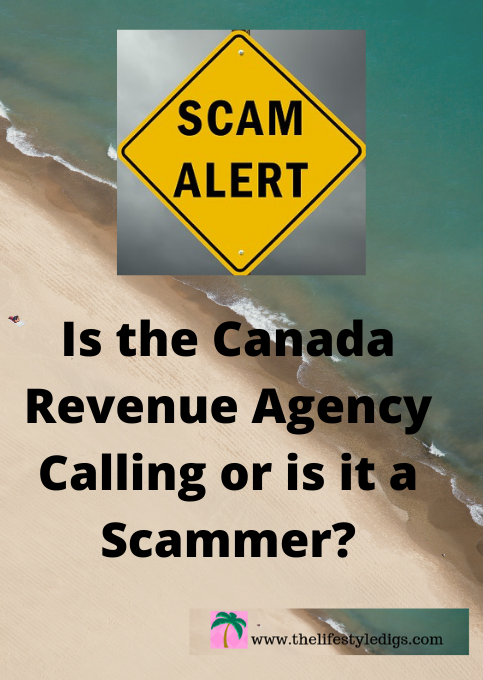 Is the Canada Revenue Agency Calling or is it a Scammer