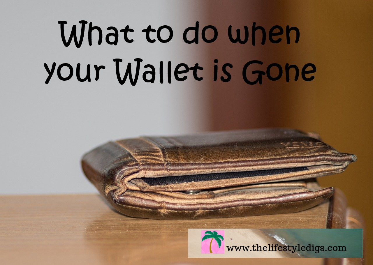 What to do when your Wallet is Gone