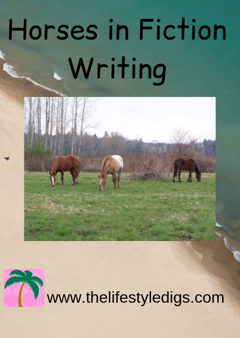 Horses in Fiction Writing