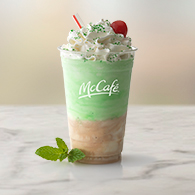 Canada gets Ripped Off on McDonald's Shamrock Shakes