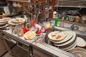 Have you ever figured out that a clean kitchen lowers the food bill?