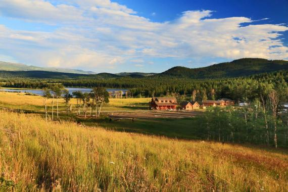Roundup of 8 Canadian Dude Ranches
