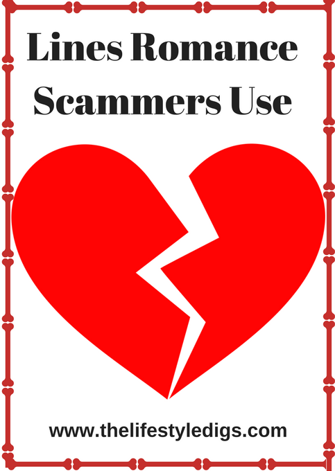 Lines Romance Scammers Use
