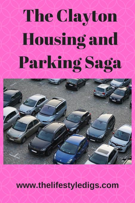 The Clayton Housing and Parking Saga