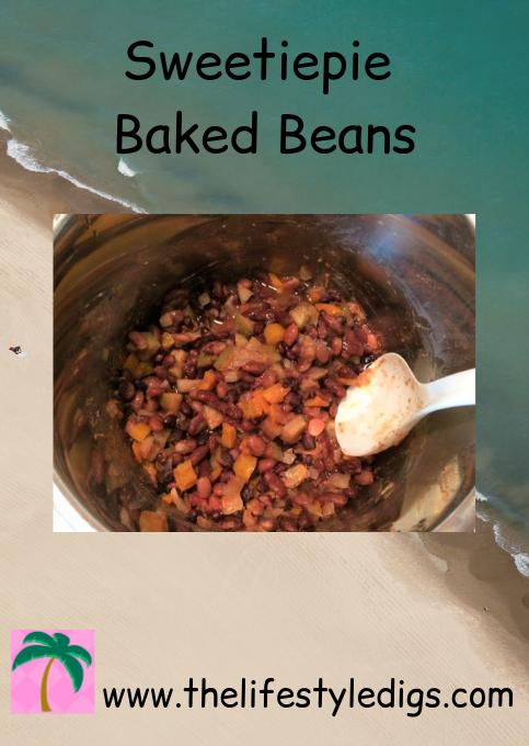 Sweetiepie Baked Beans