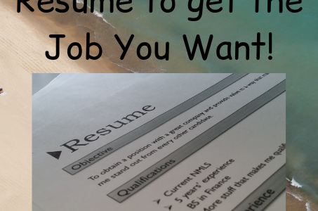 Older Ladies – Write a Great Resume to get the Job You Want!