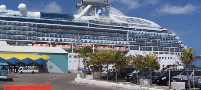 Island Princess Port of Call: Oranjestad, Aruba