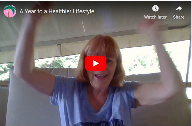 A year to a healthier lifestyle
