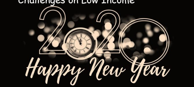 New Year's Financial <del>Resolutions</del> Challenges on Low Income