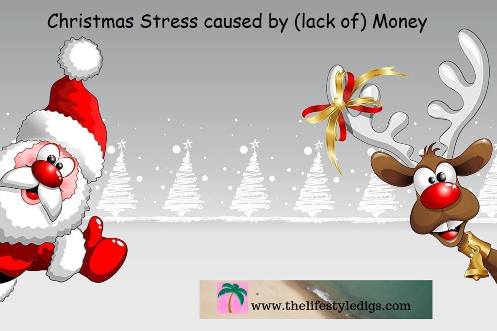 Christmas Stress caused by (lack of) Money