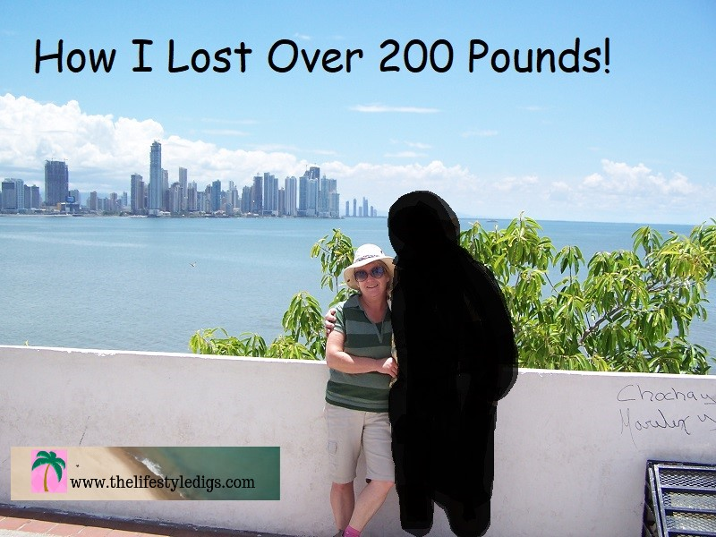 How I lost over 200 Pounds!