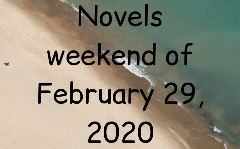 Free Kindle Novels Weekend of February 29, 2020!