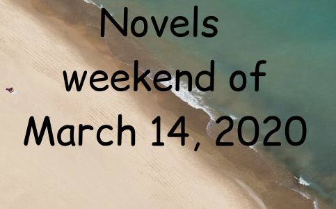 Free Kindle Novels Weekend of March 14, 2020